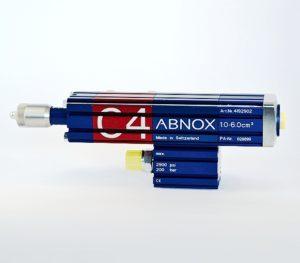 Abnox C4 adagolószelep